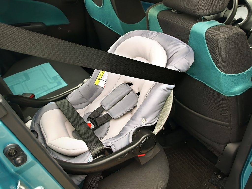 rear facing car seat