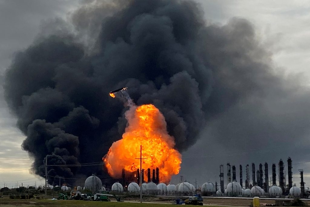 texas chemical plant explosion