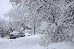 snowstorms western u.s.