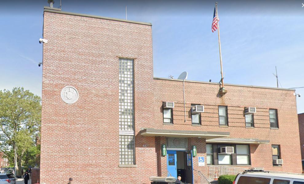 nypd 66th precinct