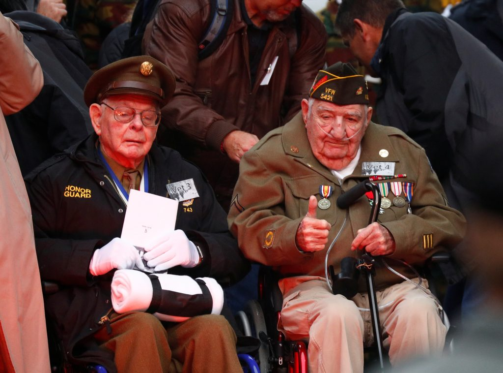 75th anniversary battle of the bulge