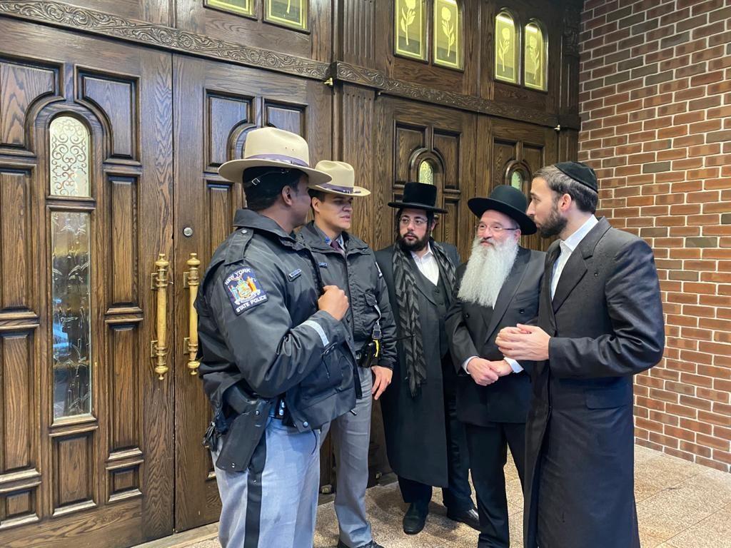 new york state troopers jewish
