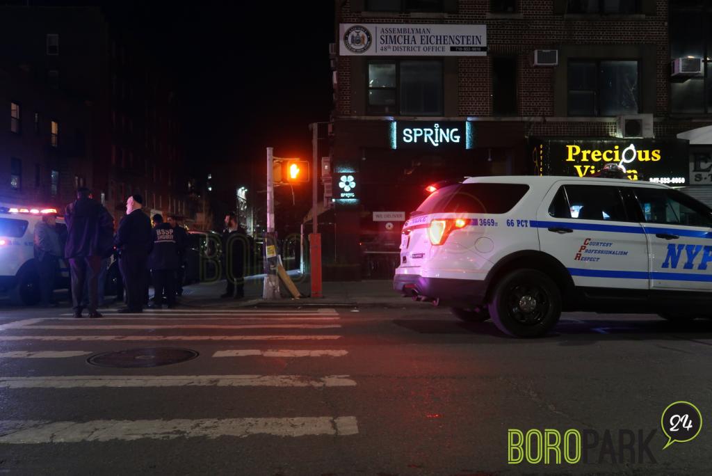 boro park assault