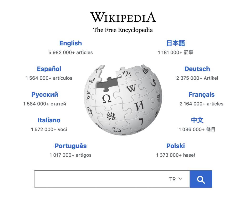 wikipedia turkey