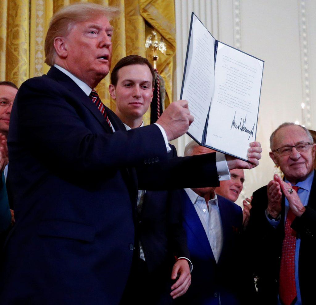 trump anti-semitism executive order