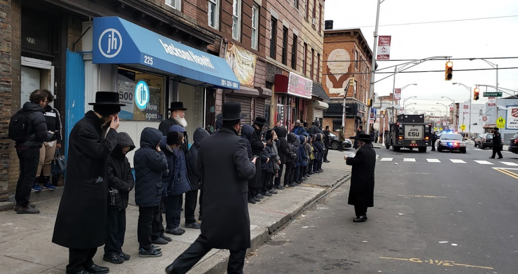 jersey city funeral