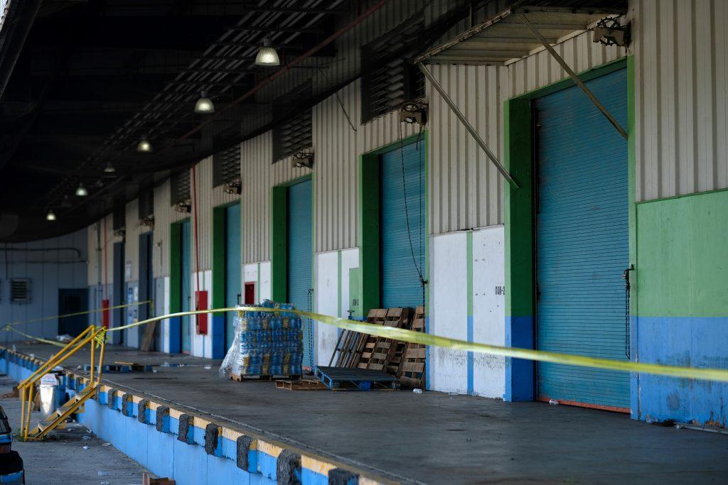 puerto rico warehouse hurricane