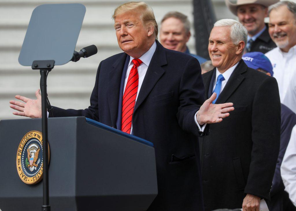 trump north america trade agreement