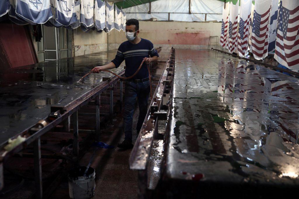 Risultati immagini per Diba Parcham flag factory