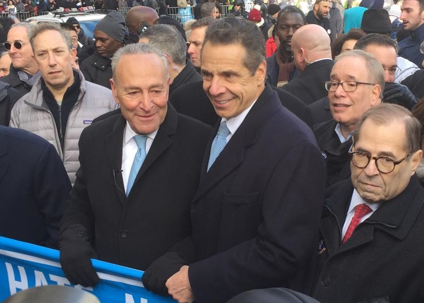 anti-semitism march