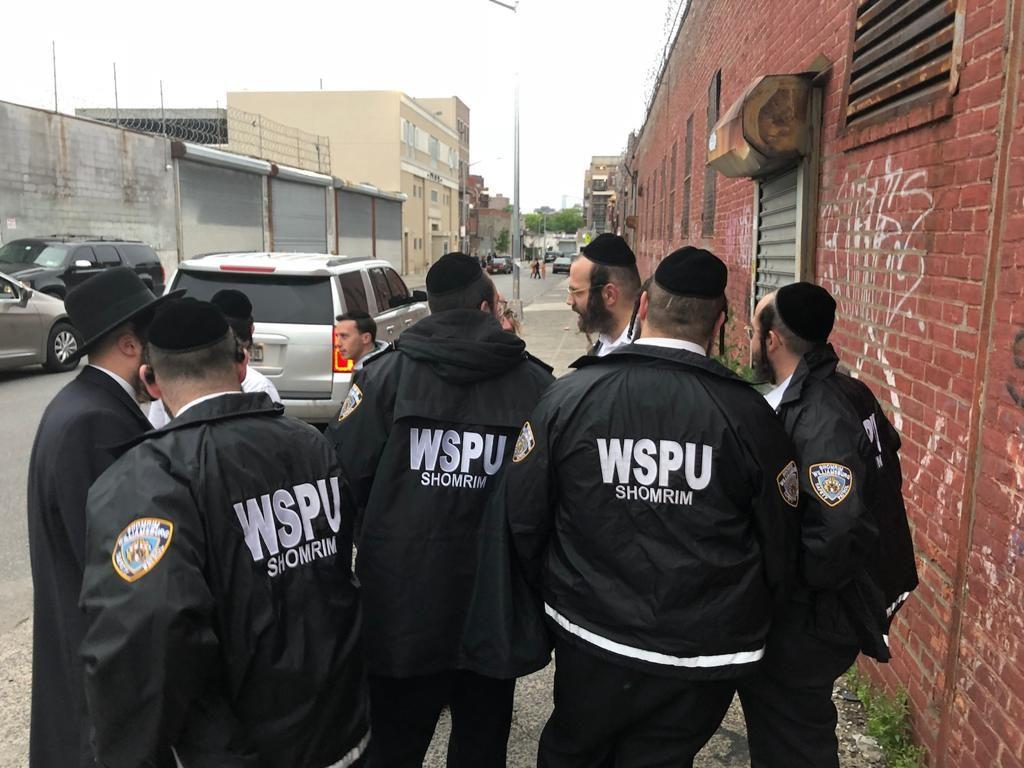 anti semitism williamsburg