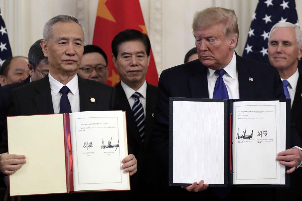 trump china trade deal