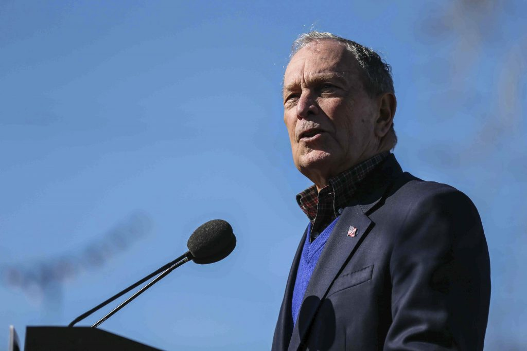 bloomberg climate plan