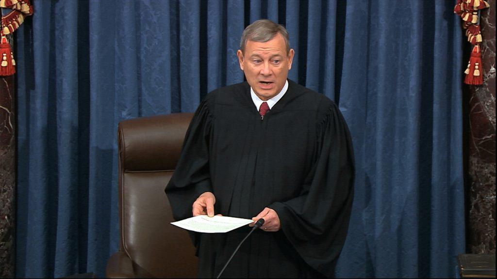 senate impeachment trial no phones
