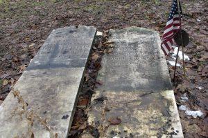 eroding cemeteries