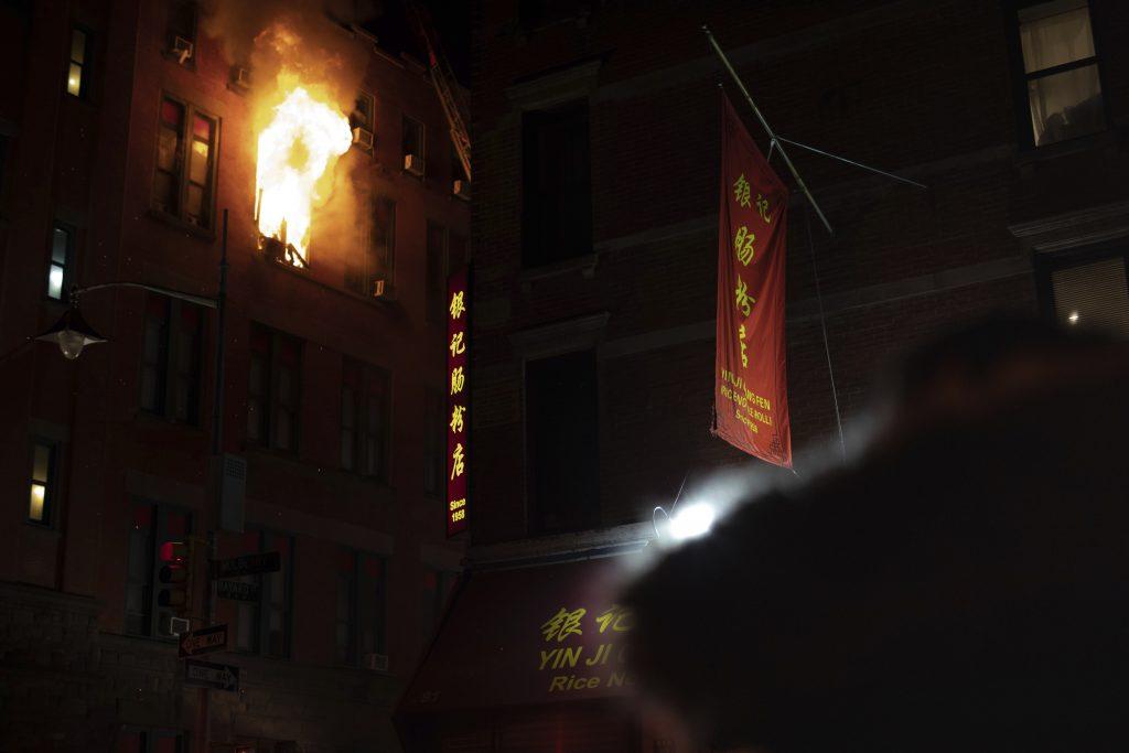 fire manhattan chinatown