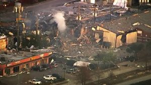 houston warehouse explosion