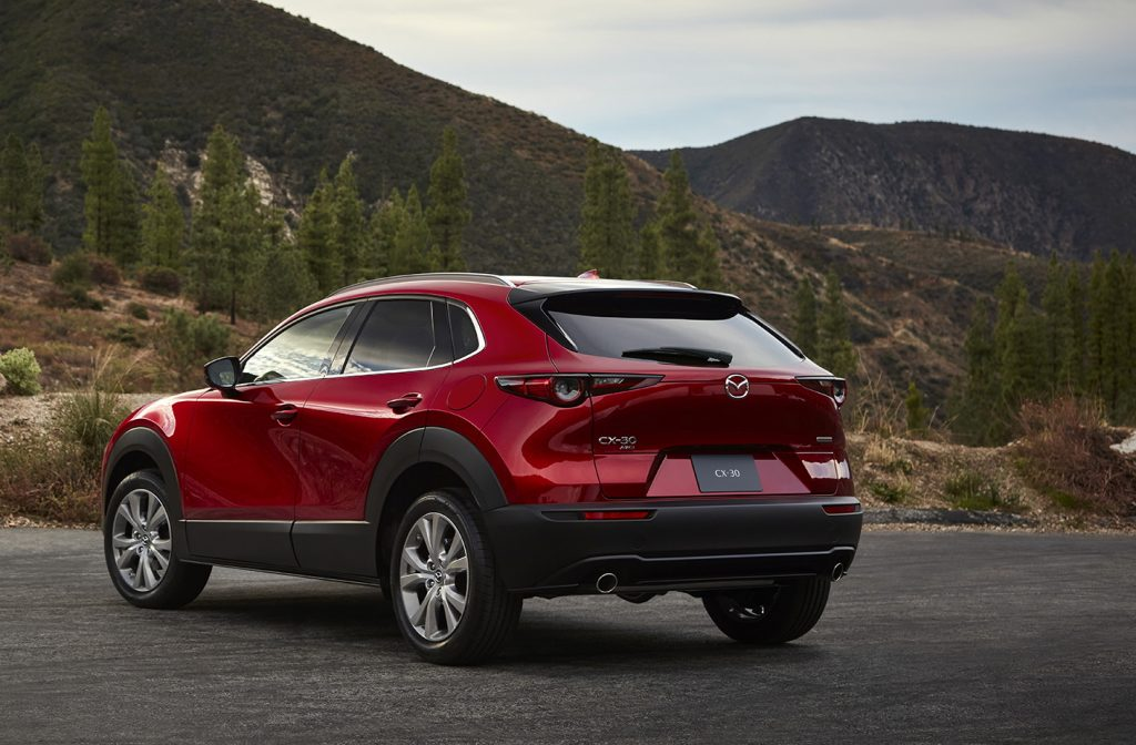 AUTO REVIEW: Subcompact Mazda CX-30 Rocks | Hamodia.com