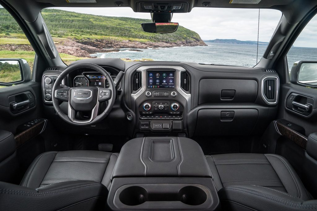 Auto Review Gmc Updates The Sierra Hd For 2020 Including Latest High End Denali Model Hamodia Com