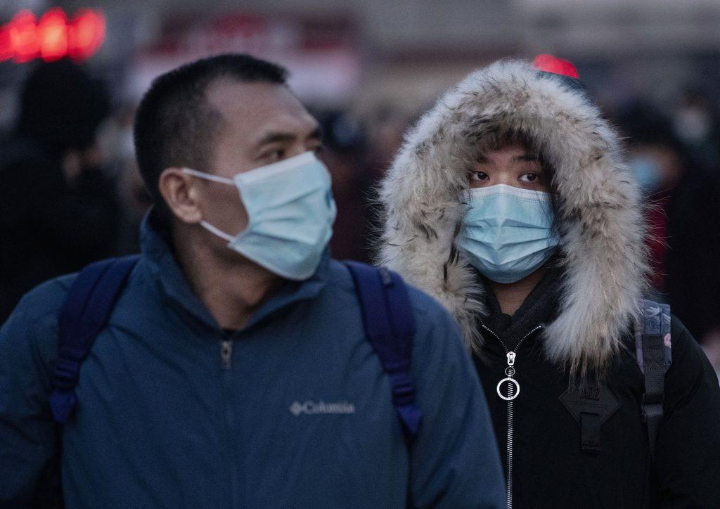 china virus washington