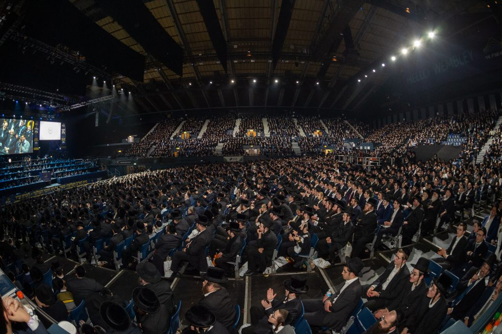 london siyum
