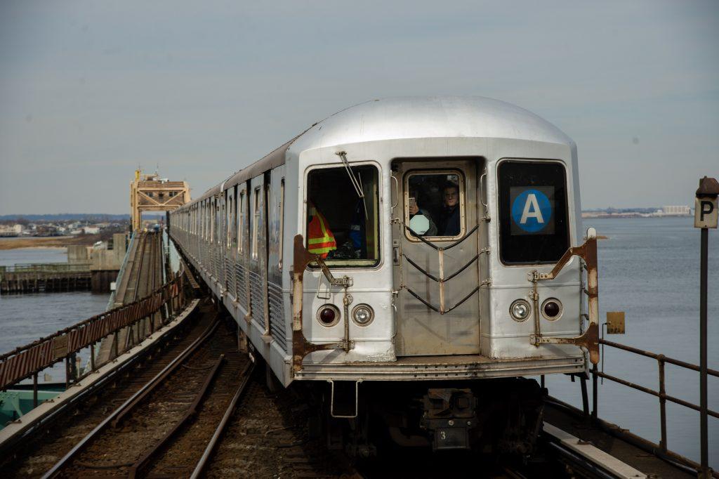 last run r42 train