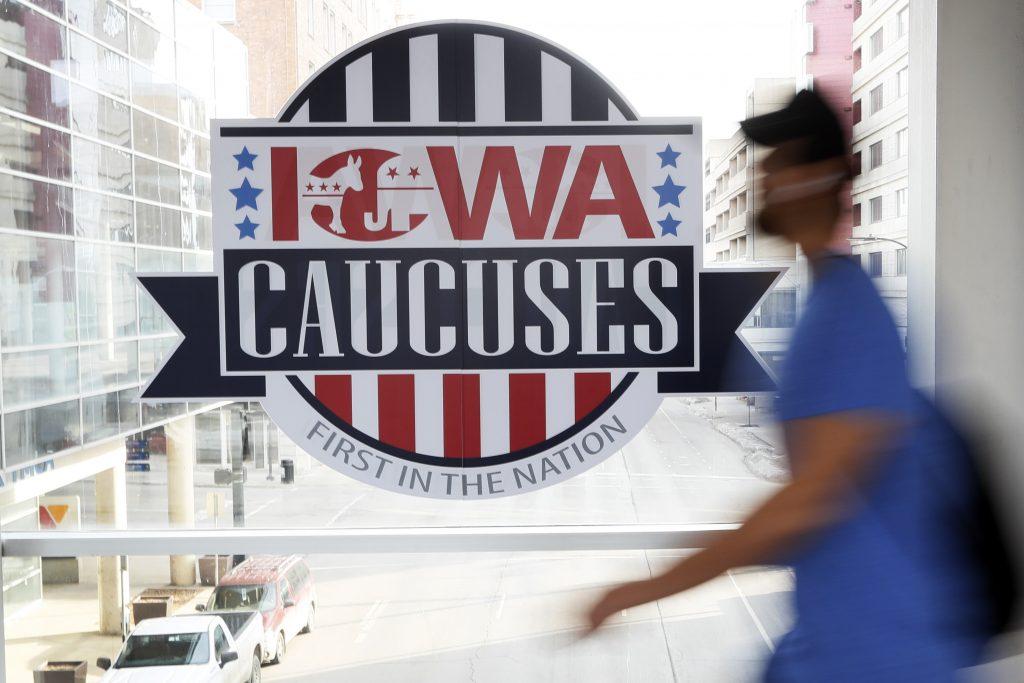 iowa caucus results