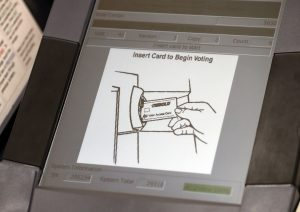 digital voting machine