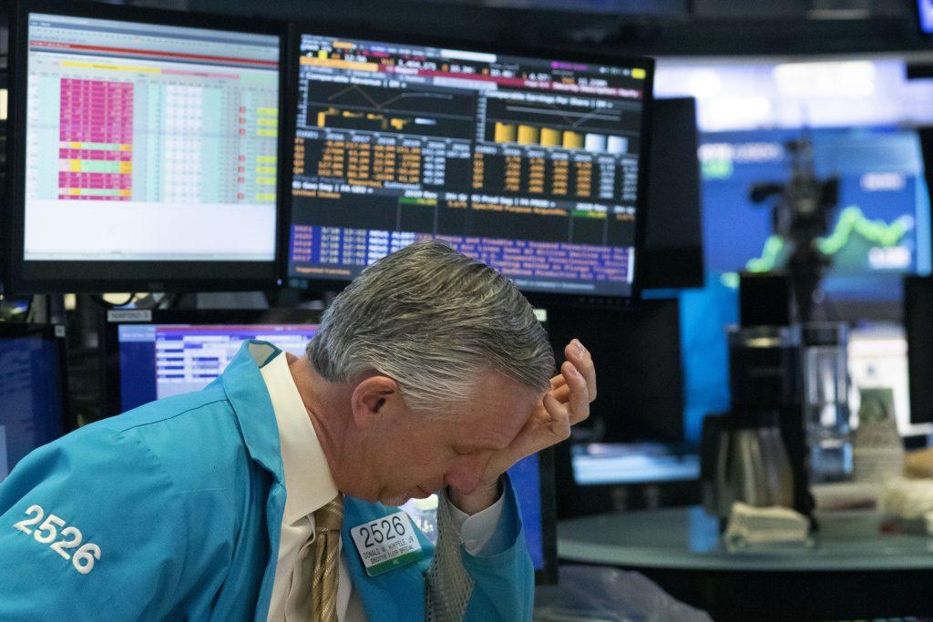 stock market coronavirus