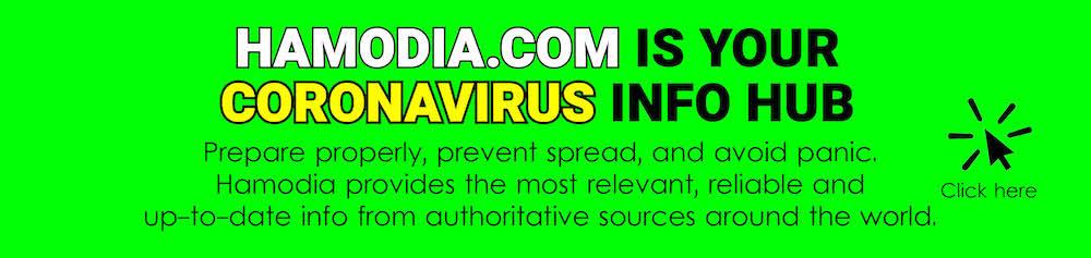 Coronavirus coverage: Hamodia.com