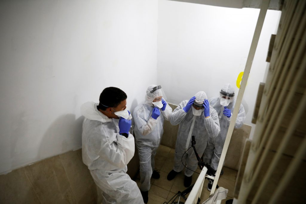israel coronavirus quarantine