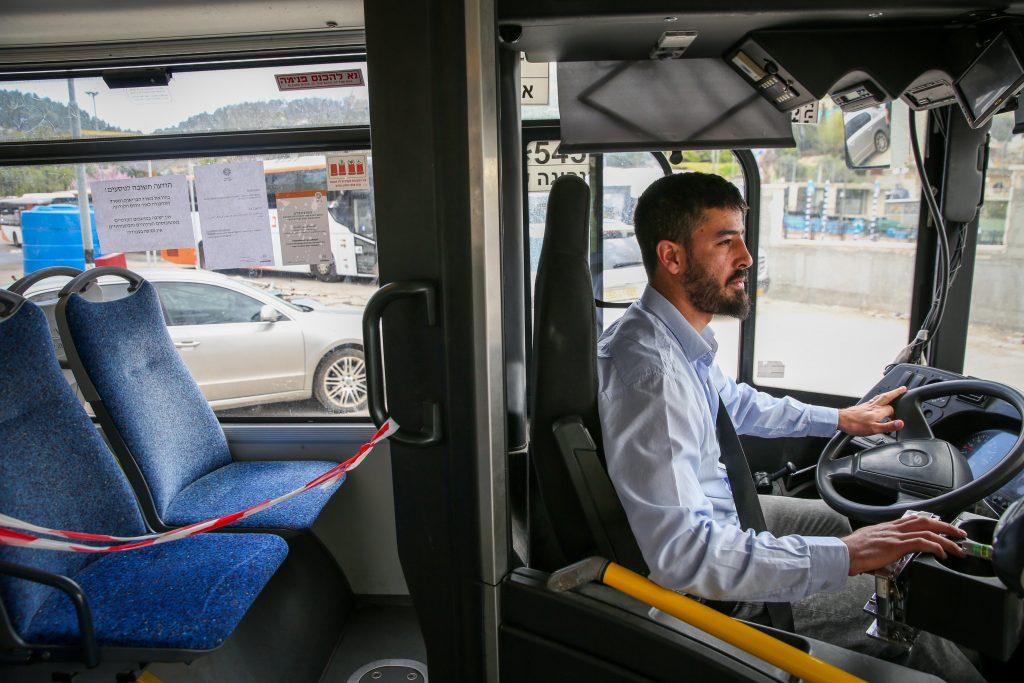 israel buses