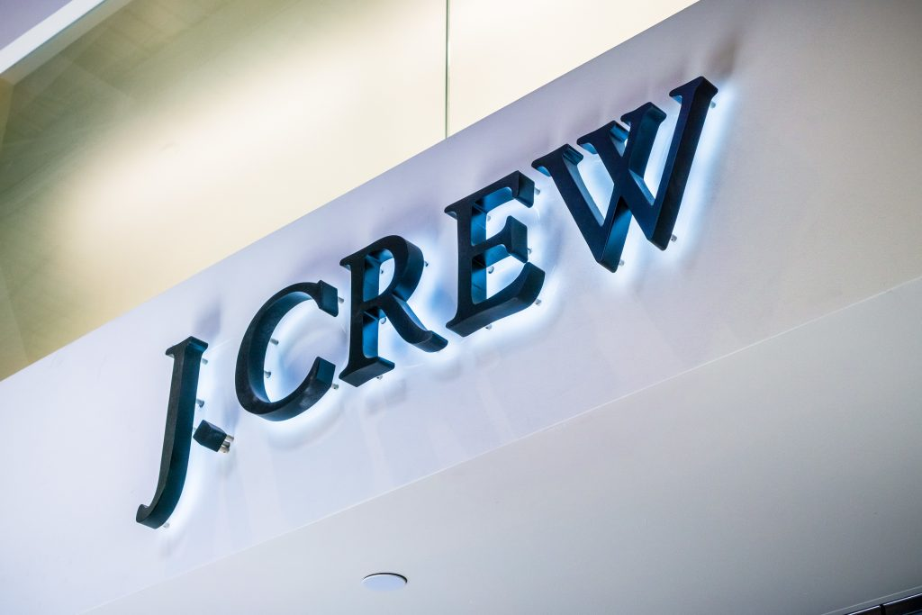 J. Crew bankruptcy