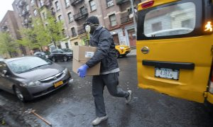 new york food delivery
