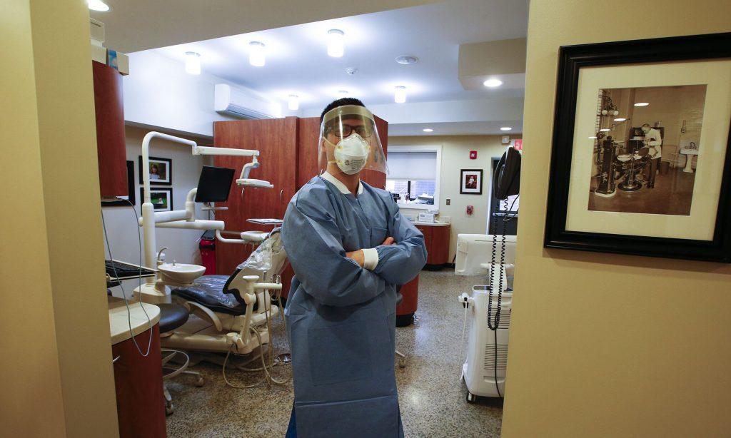 dentist coronavirus