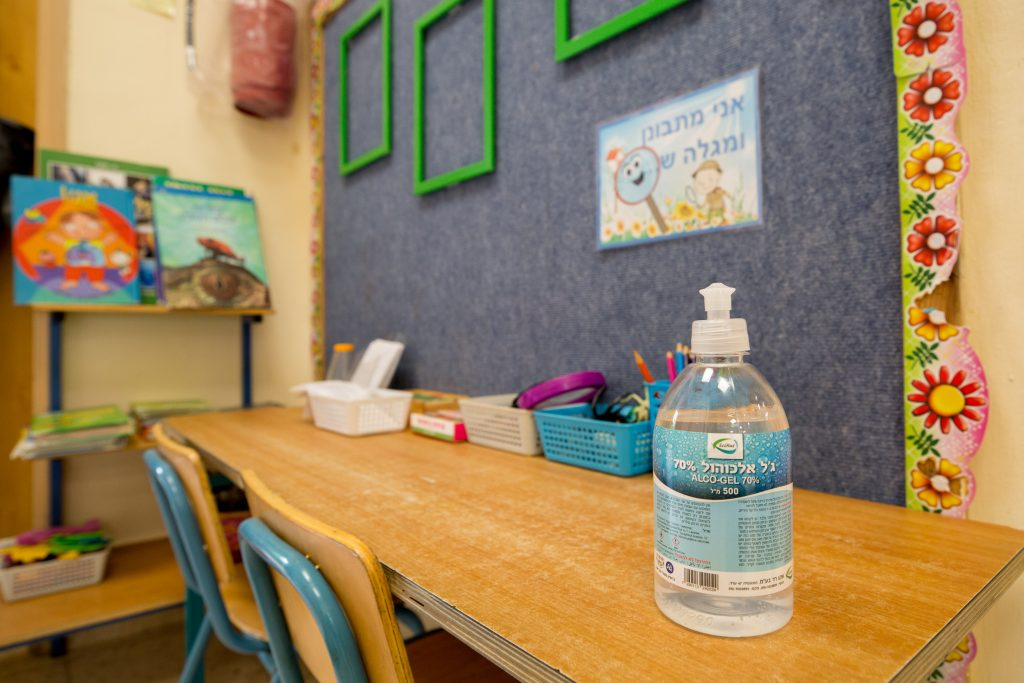 israel schools coronavirus