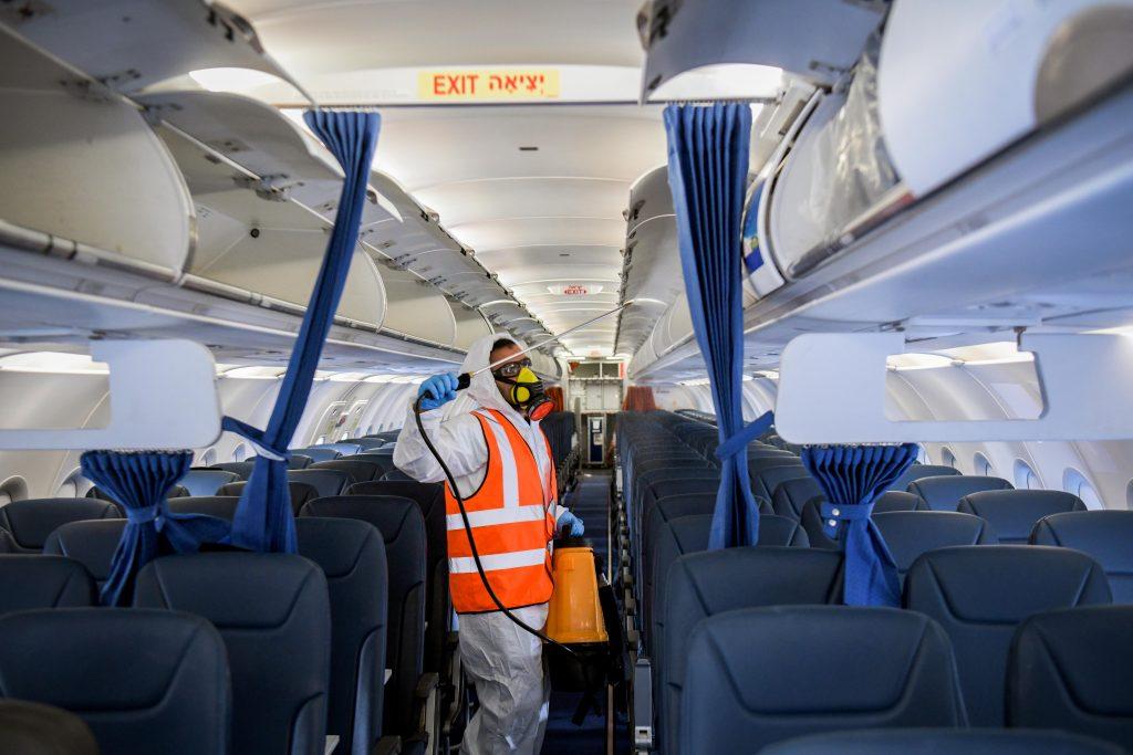 israel flights quarantine