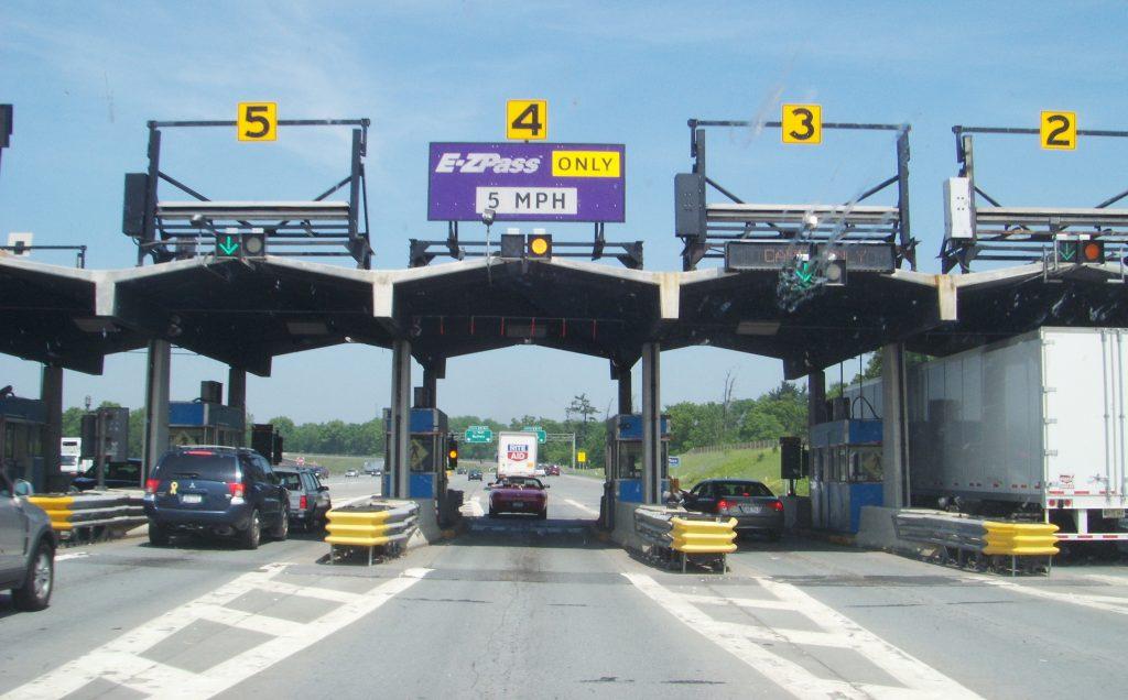 thruway tolls