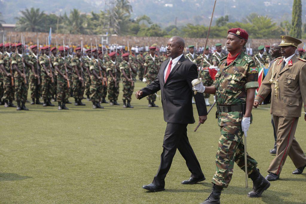 Burundi President Nkurunziza Has Died Of Heart Attack Hamodia Com