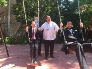 new york playgrounds