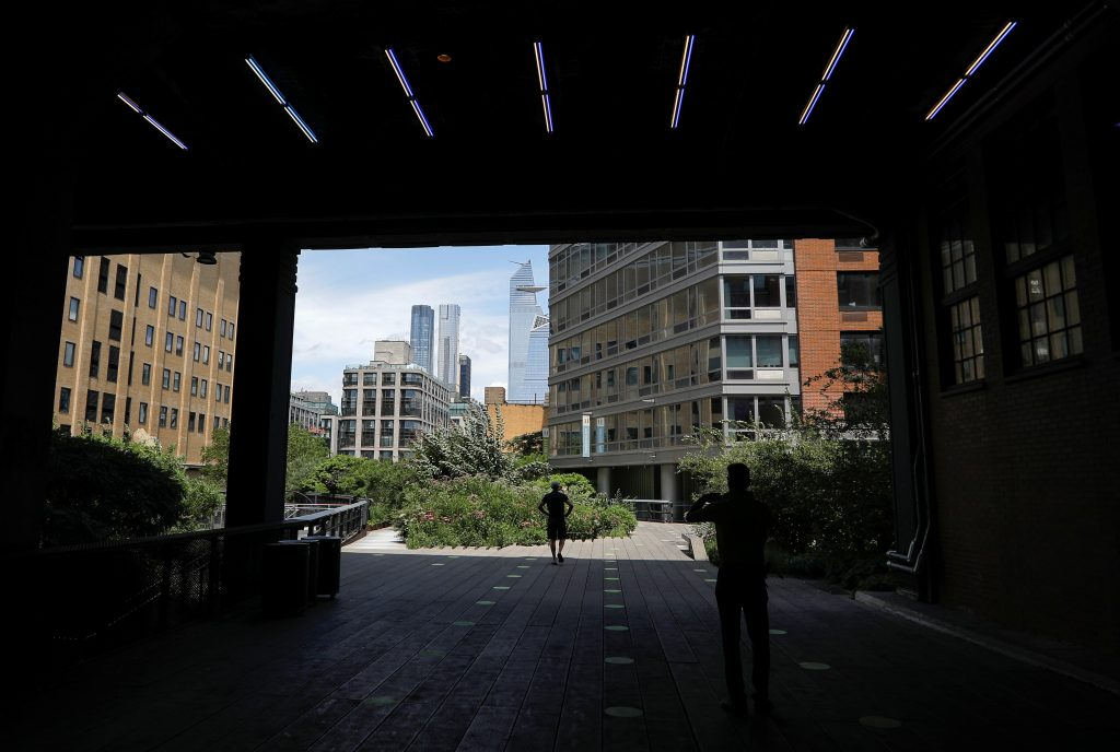 new york city phase 4
