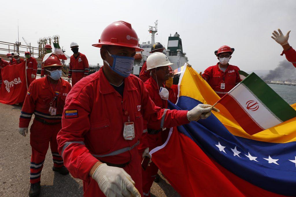 iranian gas venezuela