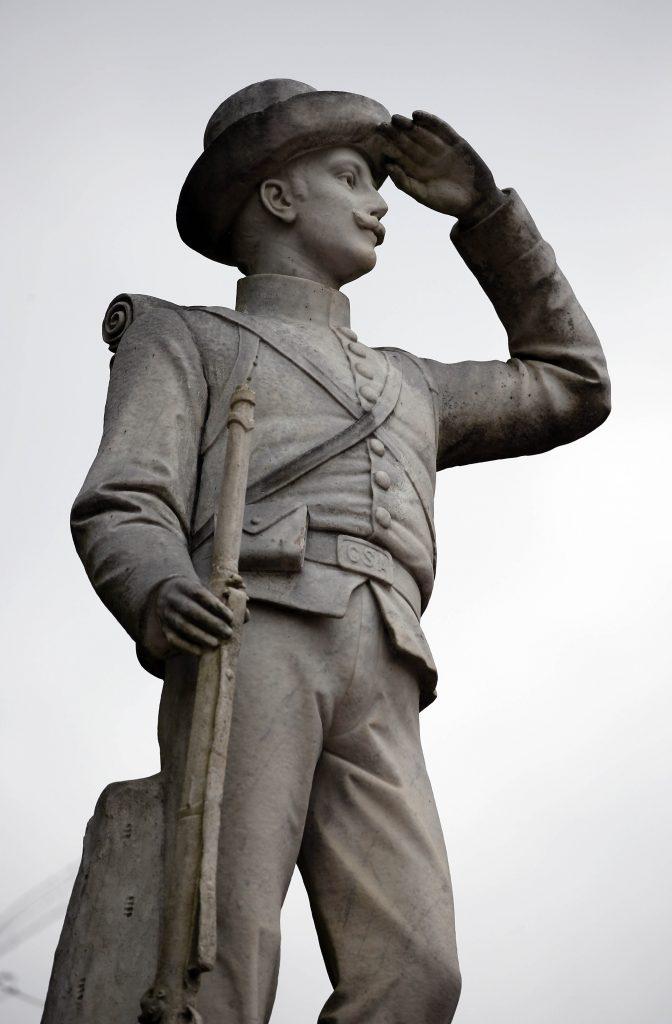 Mississippi confederate statue