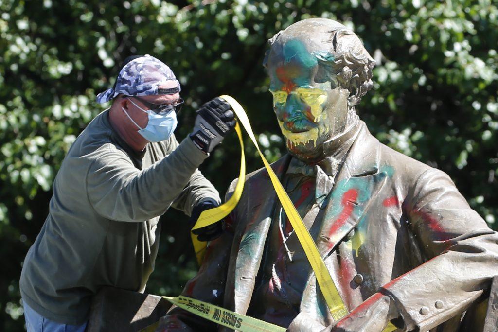 confederate statue richmond