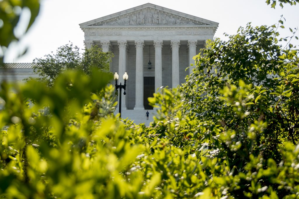 supreme court birth control