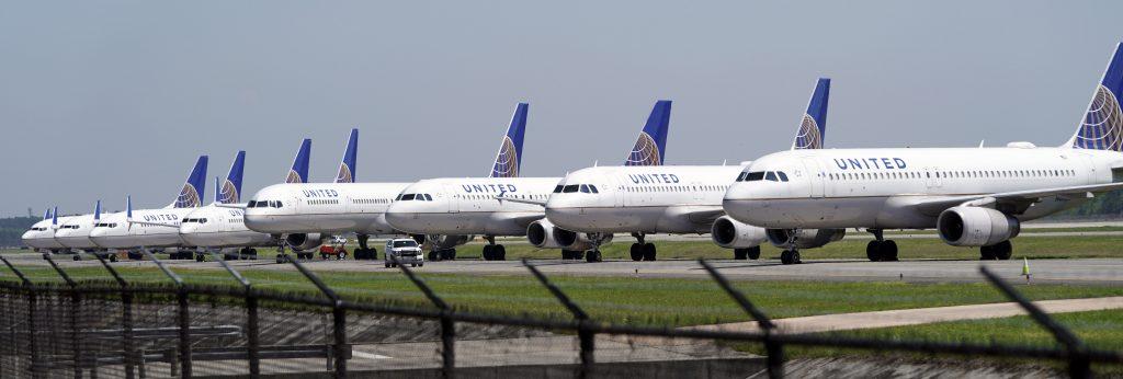 united airlines layoffs