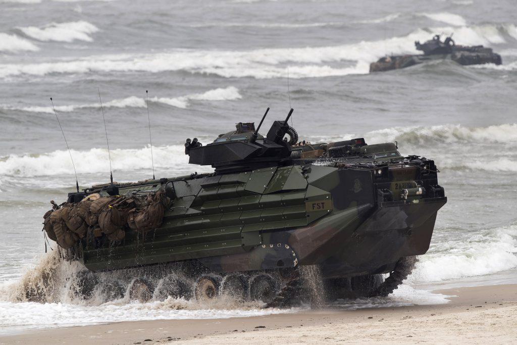 marine vehicle