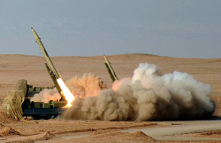 Hezbollah Positions Missile Sites in Civilian Areas of Beirut   Hamodia.com