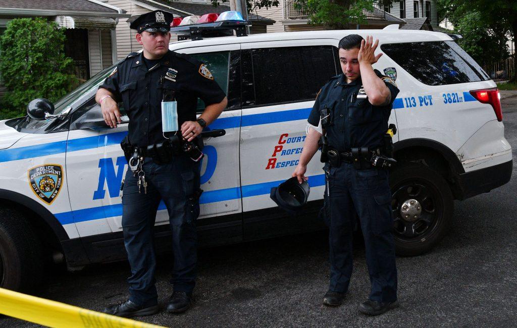 new york shootings murders