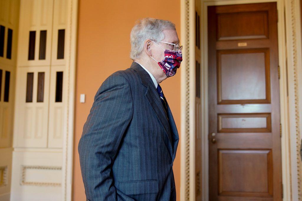 mcconnell stimulus bill